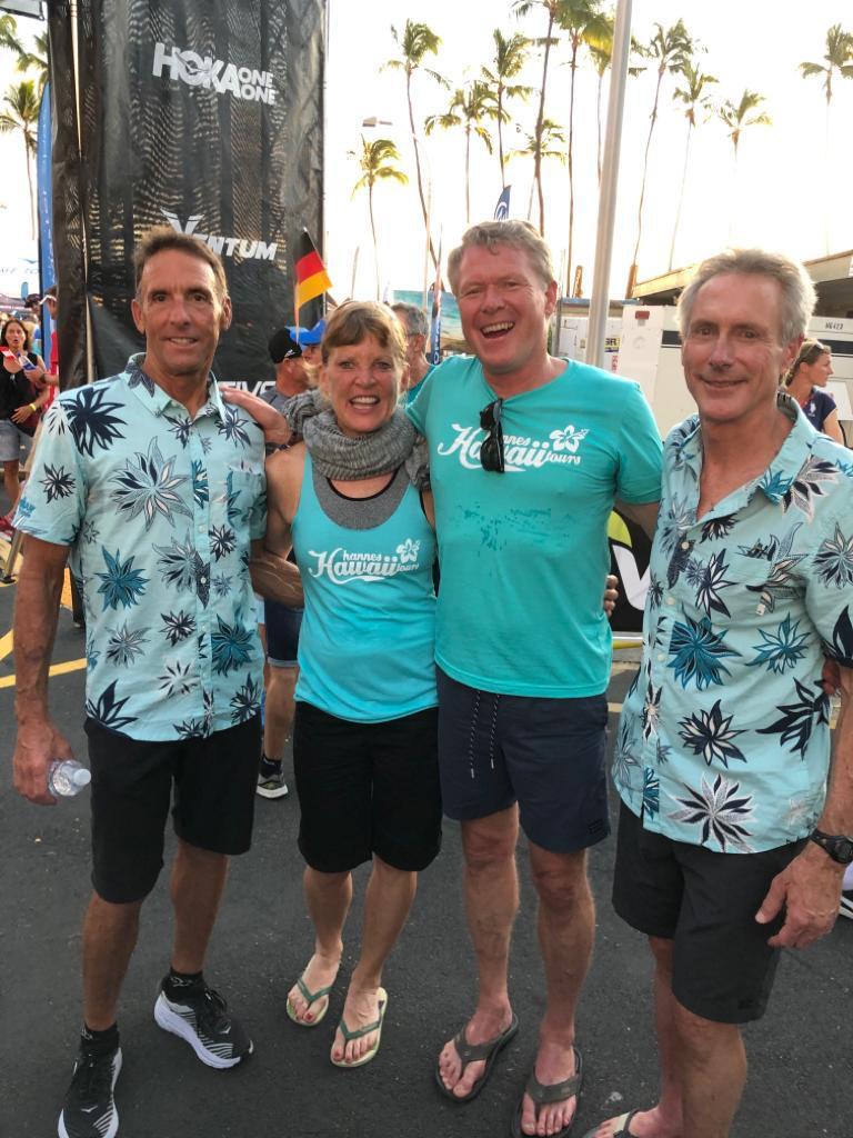 IM Hawaii – ein außerordentliches Event