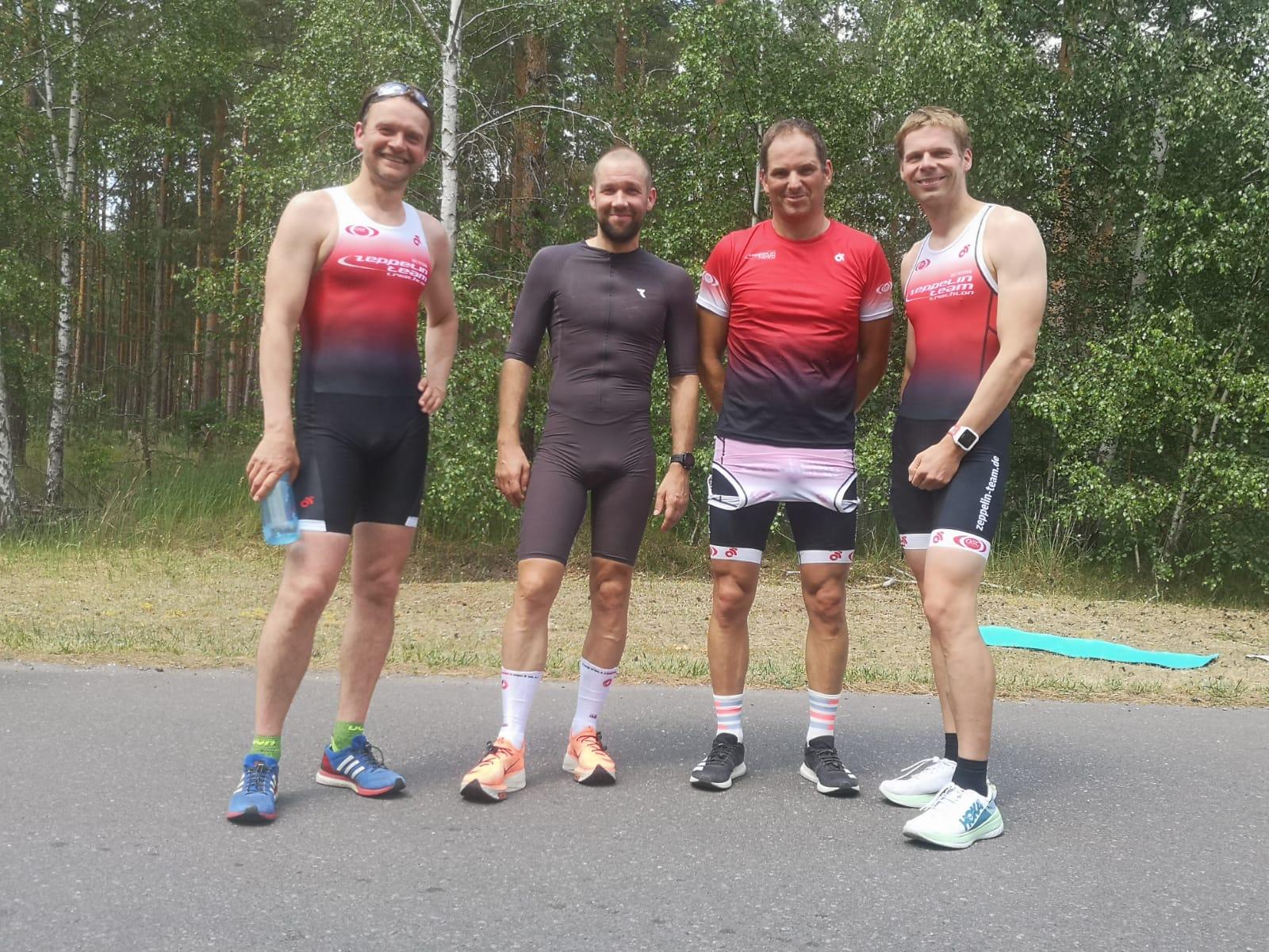 Regionalligastart beim DIY – Triathlon